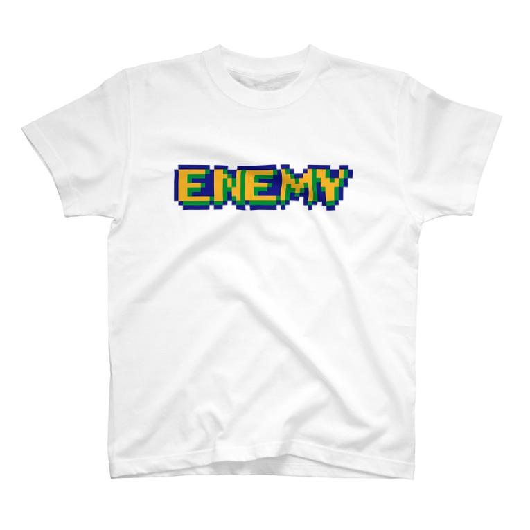 semioticaの私の敵は私です T-shirts