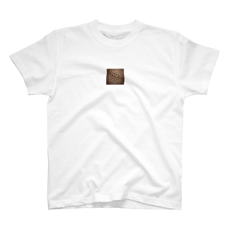 Nicolle_123の七芒星 T-shirts