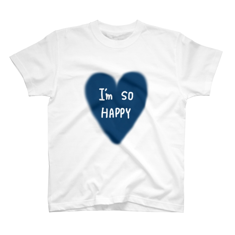 Chanz0のI'm so HAPPY T-shirts