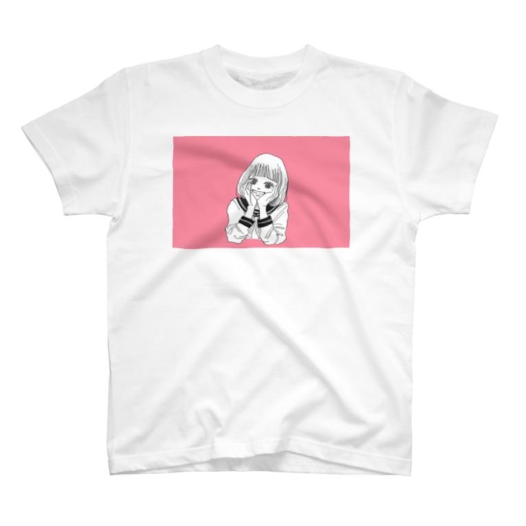 せいきまつやさんの限界少女12 T-shirts