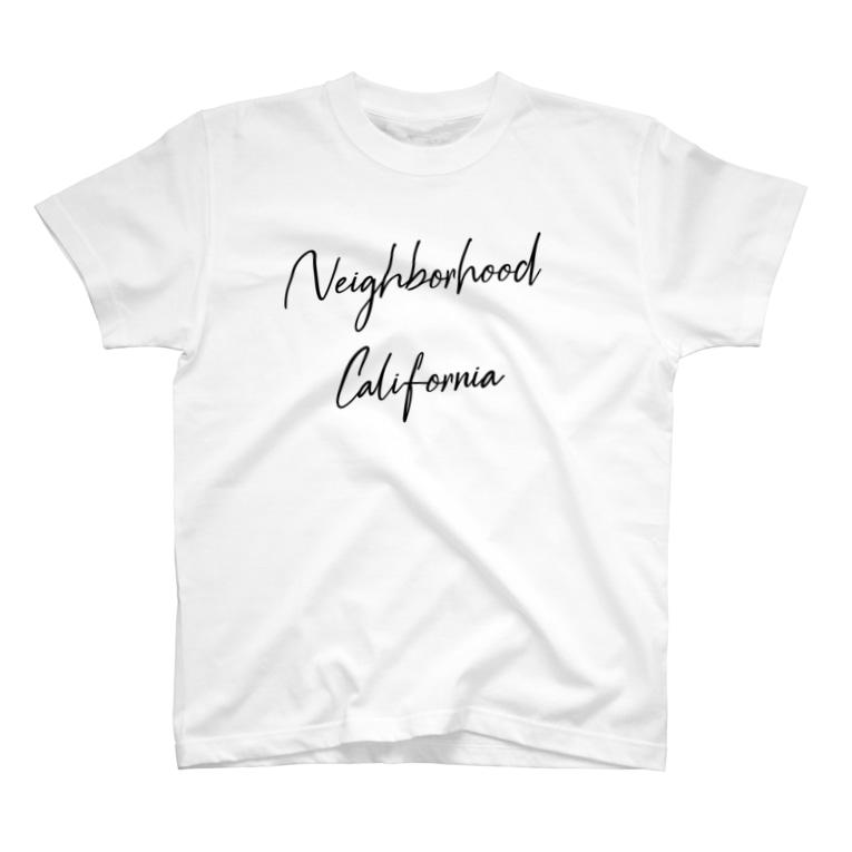 Neighborhood-CaliforniaのNeighborhood  California T-Shirt