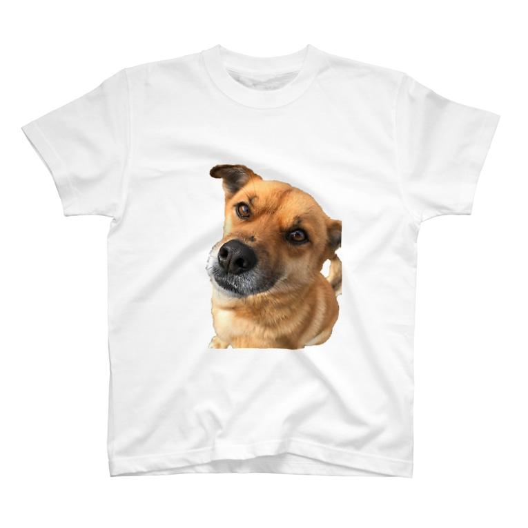 OSAKA NEIGHBORの雑種犬こたろうくん T-shirts