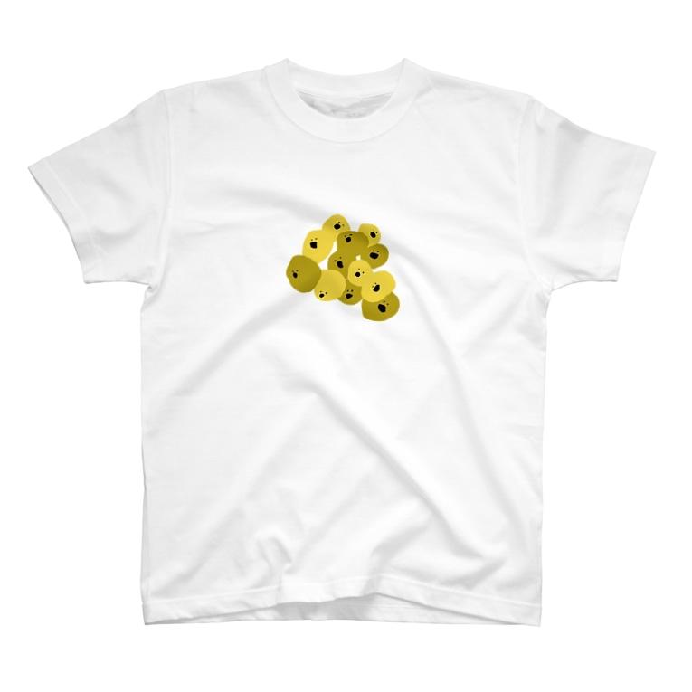 めんまのさいぼぼ T-shirts