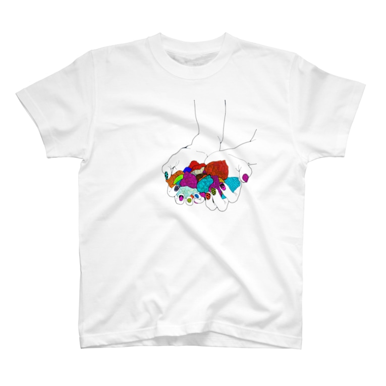 majoccoの愛は思い出 T-shirts