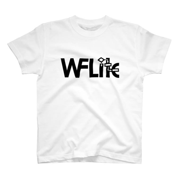 ArazonのWFLite Black T-shirts