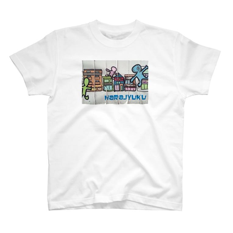 farmychanの原宿 T-shirts