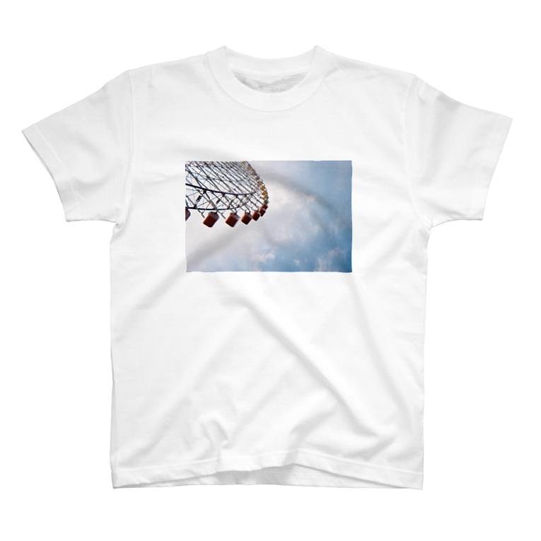 そらとぶふとんのゆうえんち T-shirts