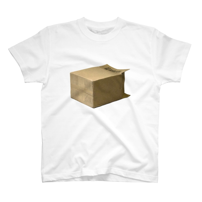 Yusuke Saitohのダンボール T-shirts