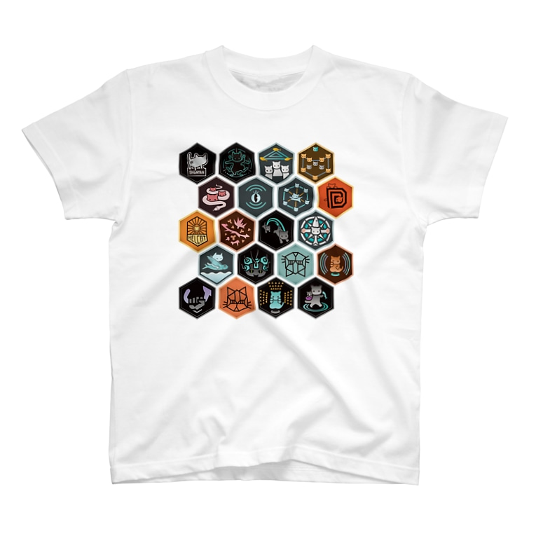 なぐらのNyangress AG profile グッズ T-shirts