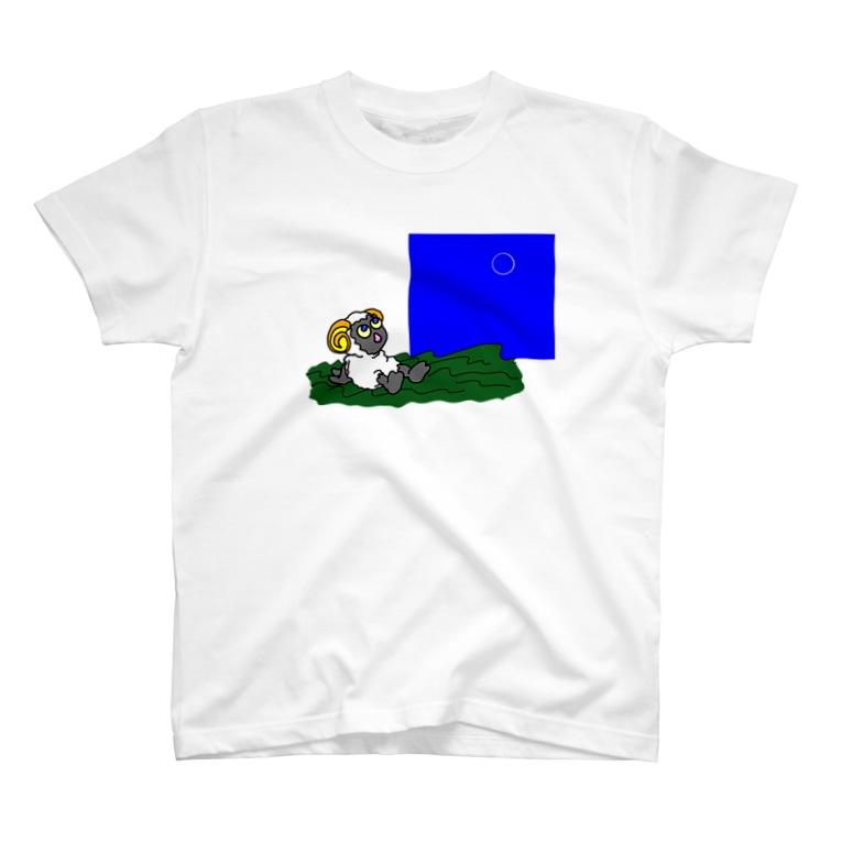 tororomuseumのふぅ~ T-shirts
