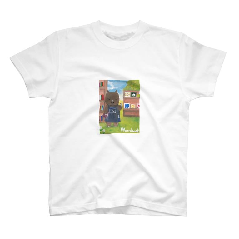 IimoのWombook T-Shirt