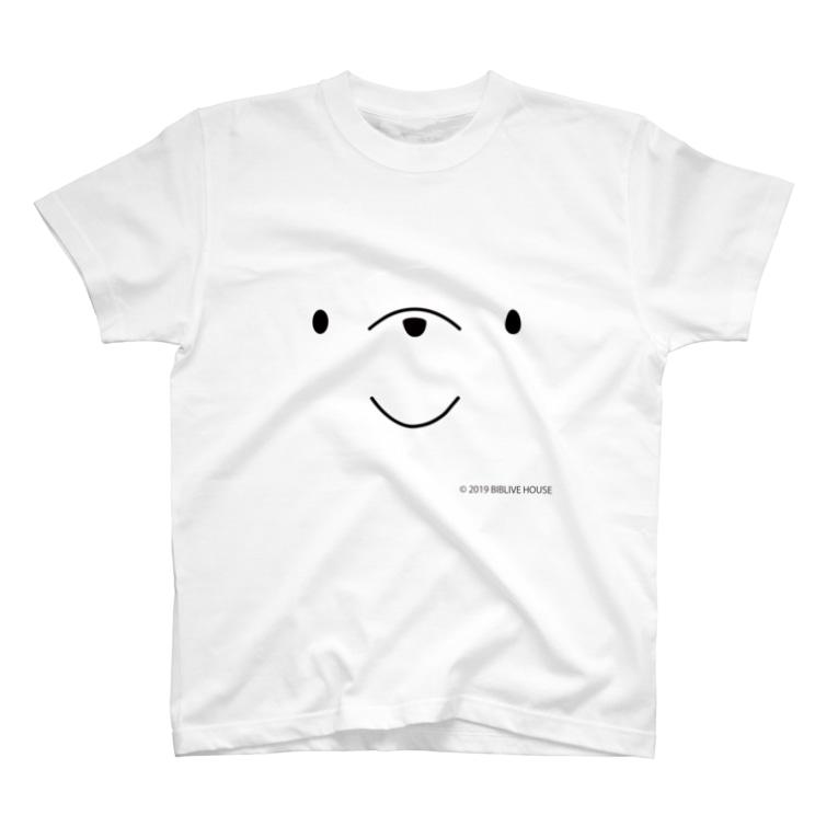 BIBLIVE HOUSE   クリスチャングッズのBIBLIVE HOUSE T-shirts