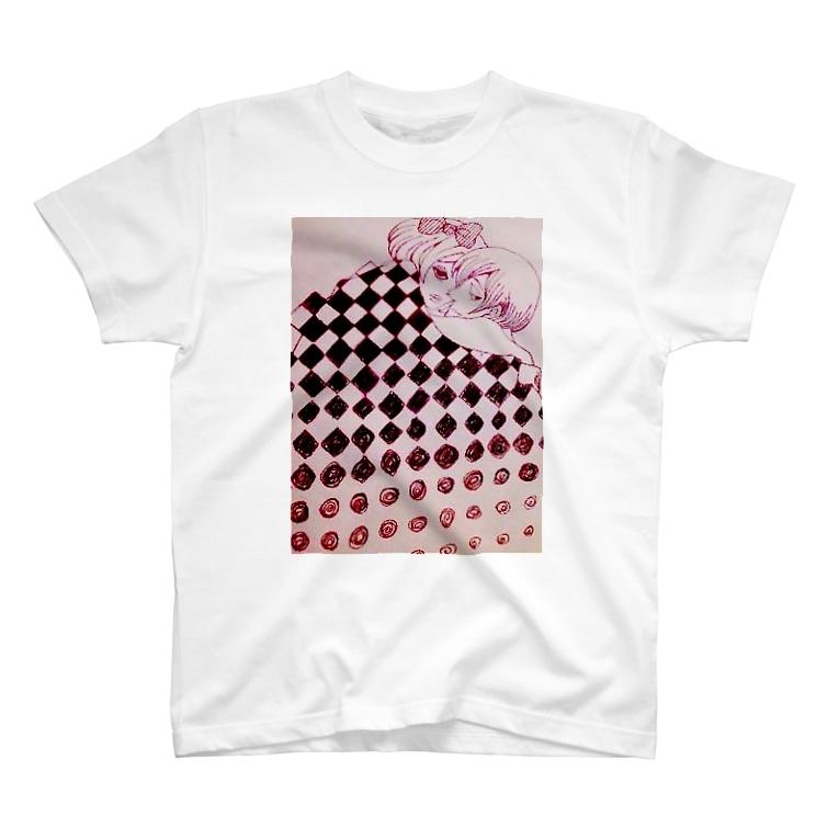 黒猫なんでも屋の添い寝 T-shirts