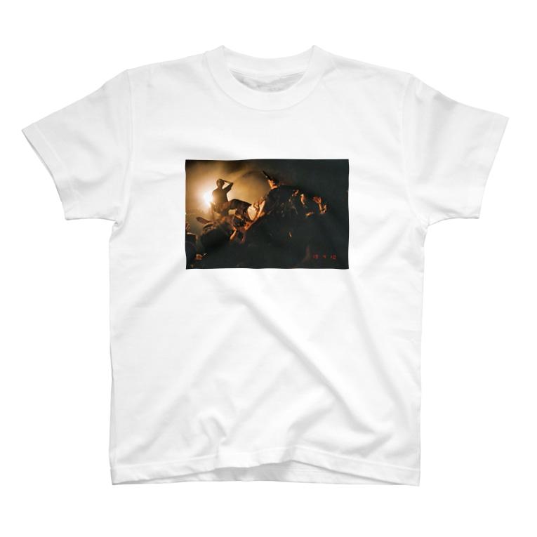 RoyjourneyのLIVE T-Shirt T-shirts