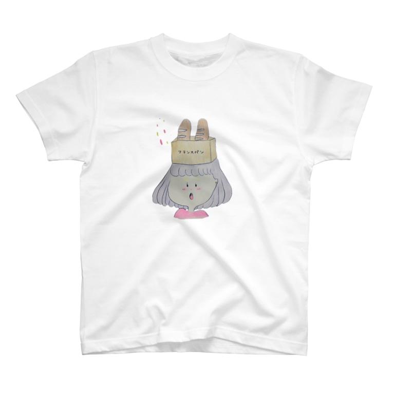 copain croissantの◦ T-shirts