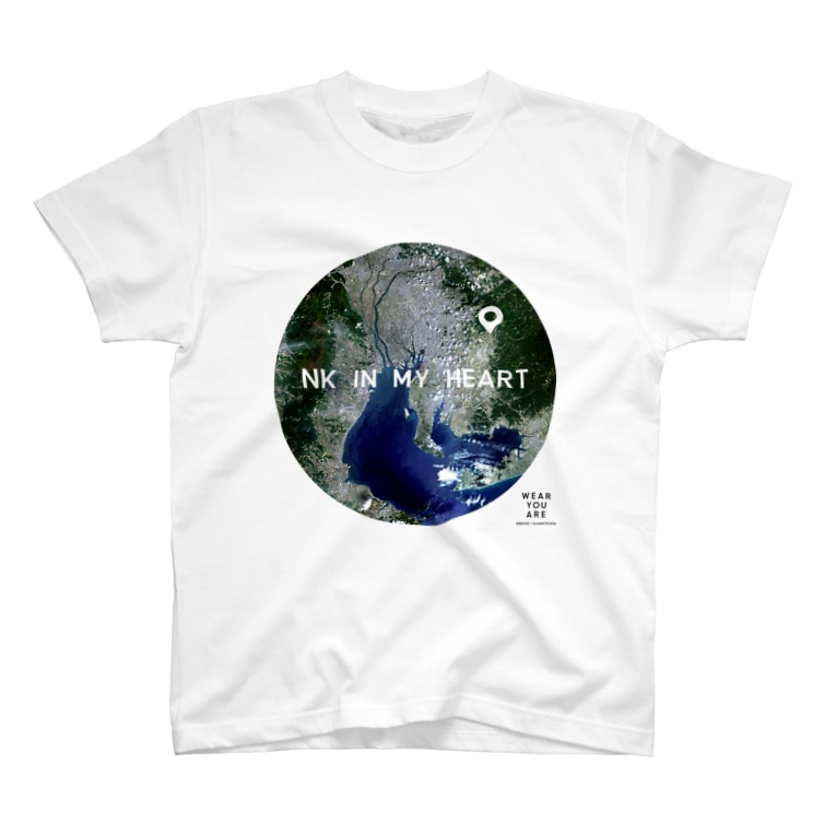 WEAR YOU AREの愛知県 豊田市 Tシャツ T-Shirt