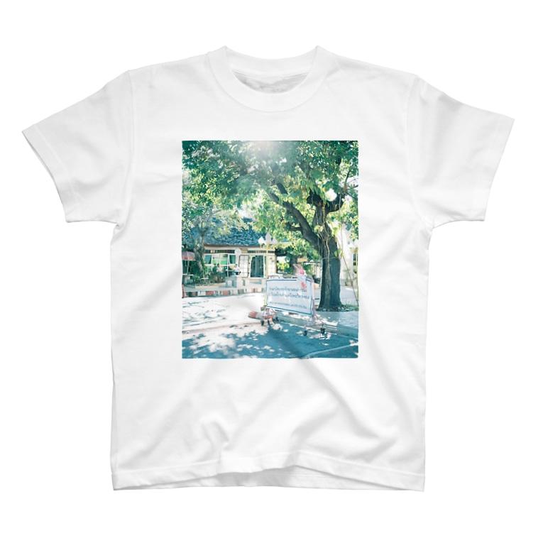 塩川 雄也のChiang Mai T-shirts