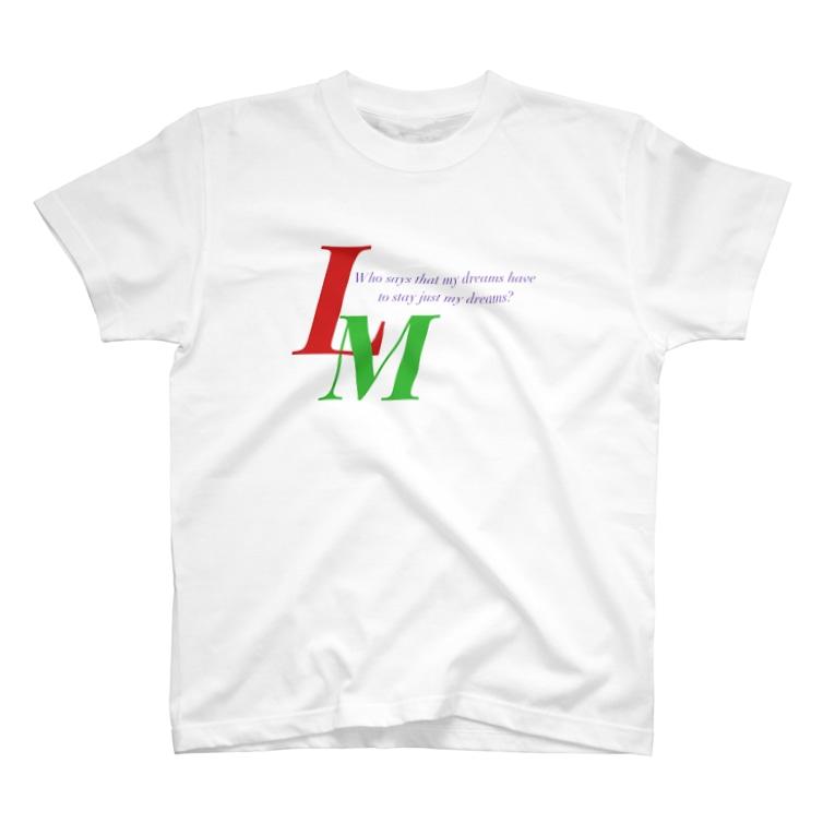 Ryokkun屋さんのPrincess4 T-shirts