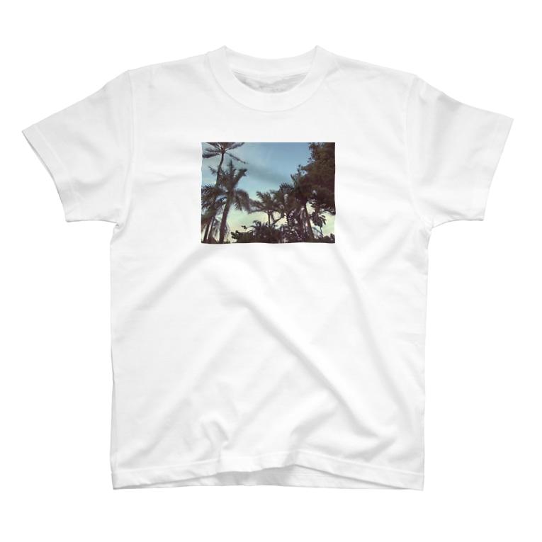 Y子のヤシの木 T-shirts