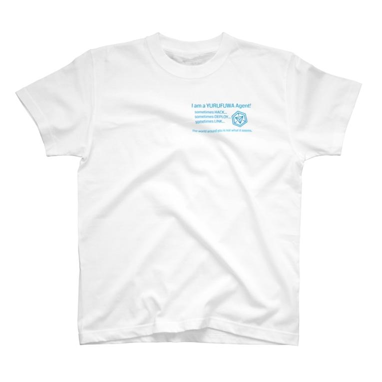 koanianiのINGRESS[ゆるふわえーじぇんと] T-shirts