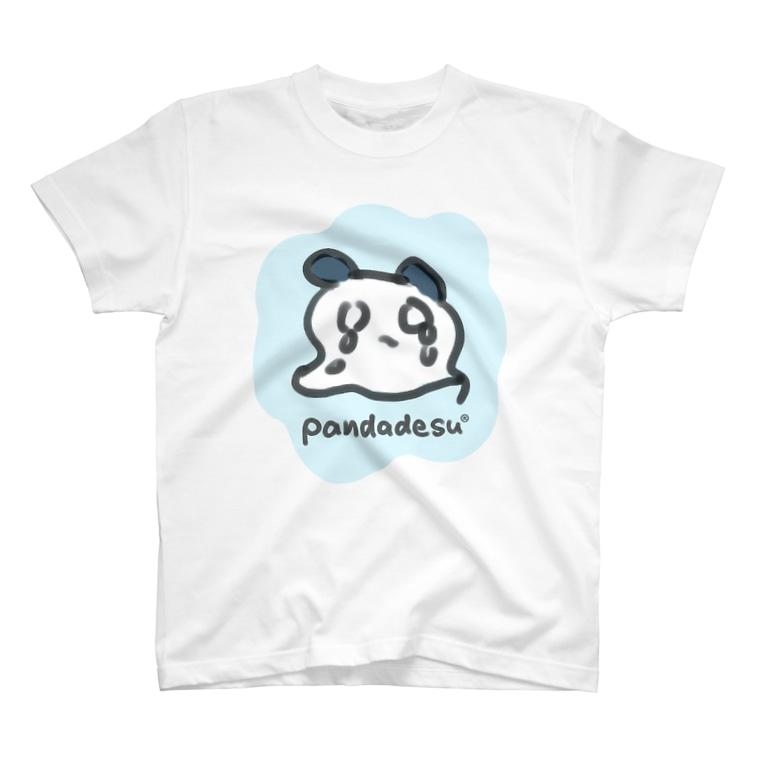 sushidesuのパンダですTシャツ2 T-Shirt