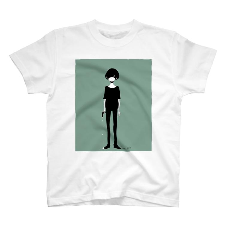 きのこやのアイス詰めて T-shirts