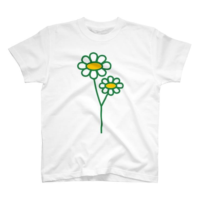 occasiのマーガレット T-shirts