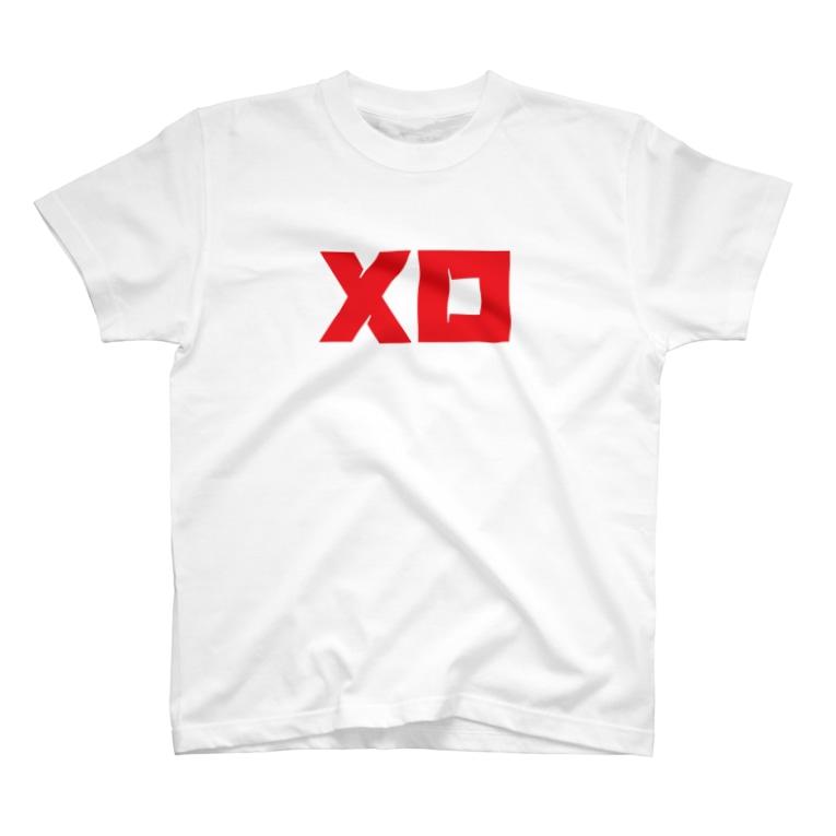 H4R0-XDのXD T-shirts