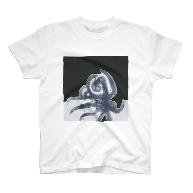 CTRL shopのoctopus T-shirts