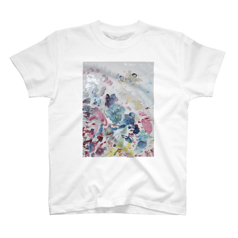 tomomigotoのパレット② T-shirts