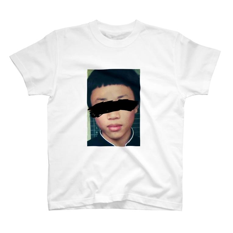 ほんだひろゆきのほんだT T-shirts