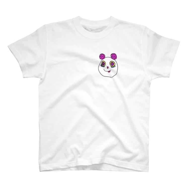 おっぱいびーむのあ T-shirts