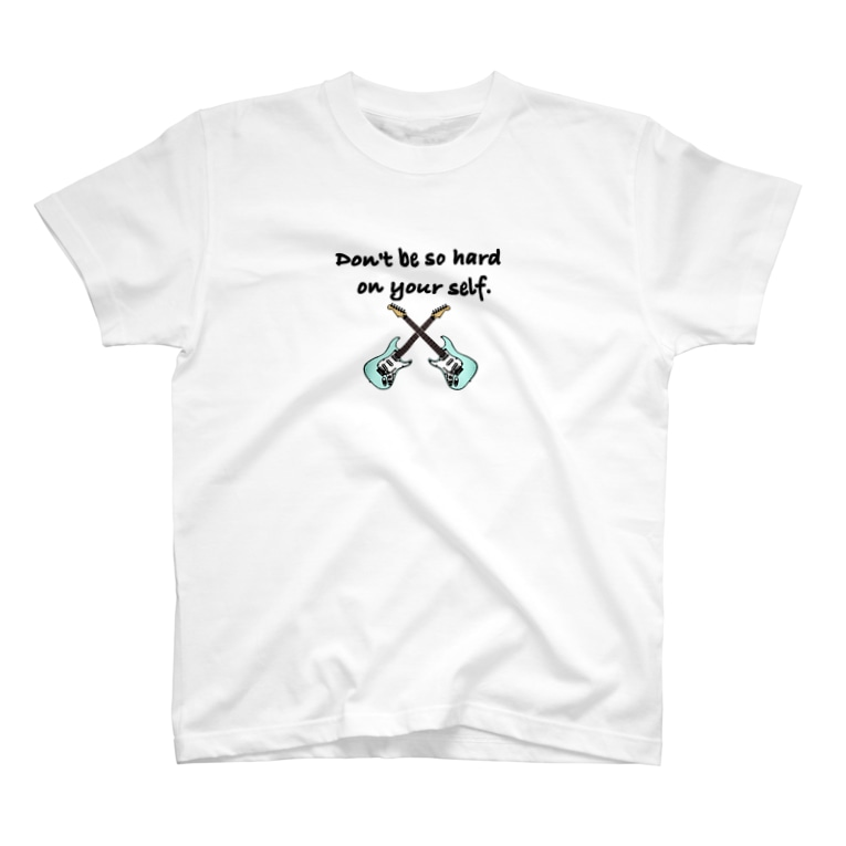 Suzuki Satomi イラストショップの気楽に行こうぜ T-shirts