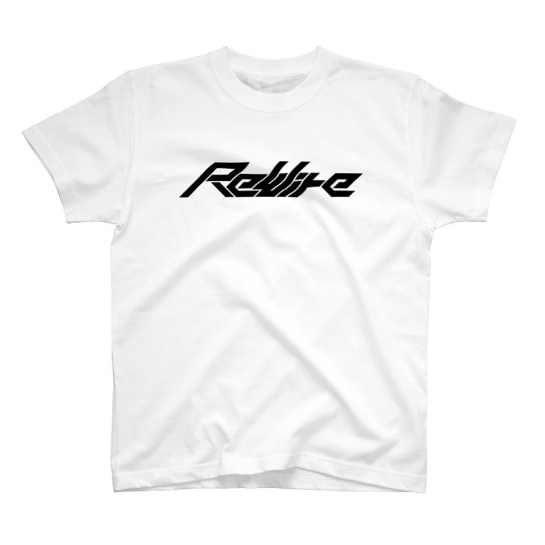 ReWireのReWire黒 T-shirts