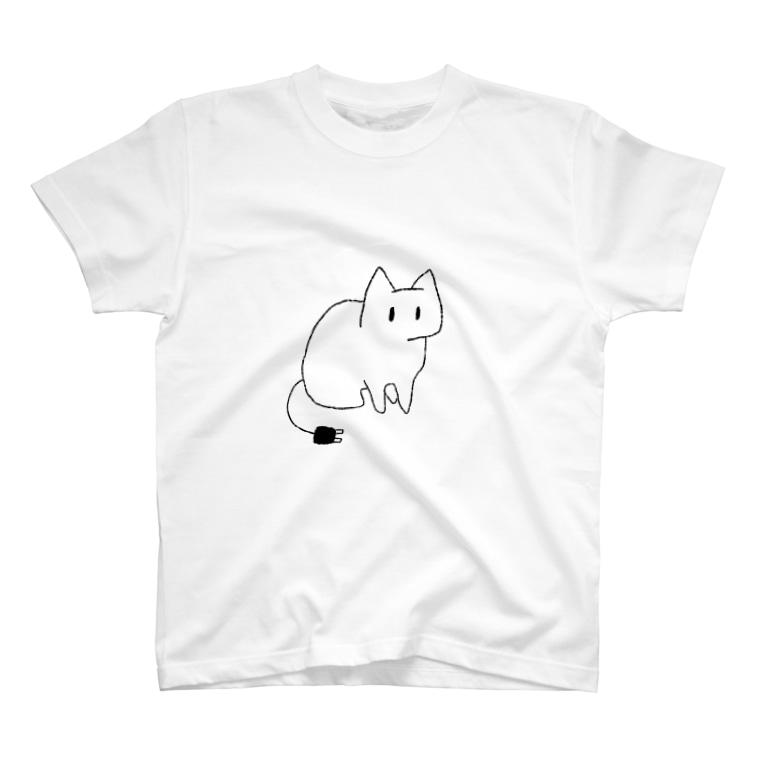 まったゃおれのおすわりこんせんと T-shirts