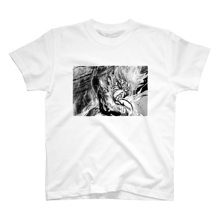 r___428のワンパンマンT T-shirts