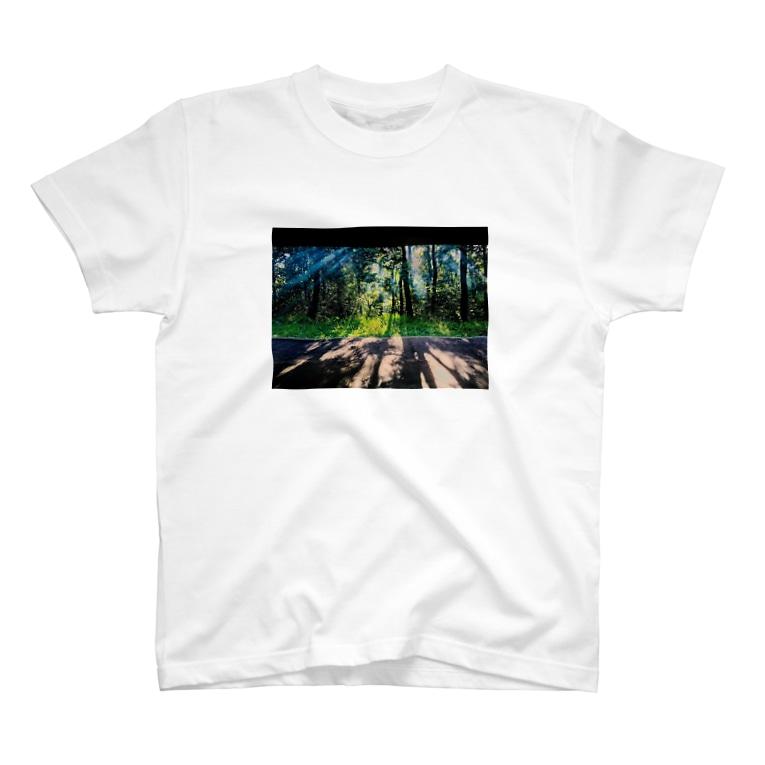 cozcozのもや T-shirts