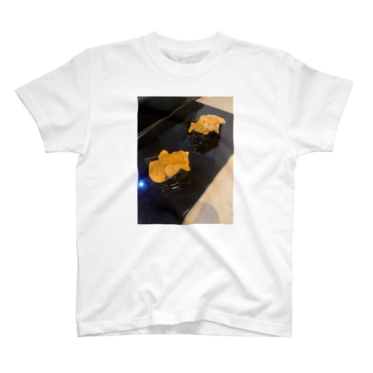 mのUNI T-shirts