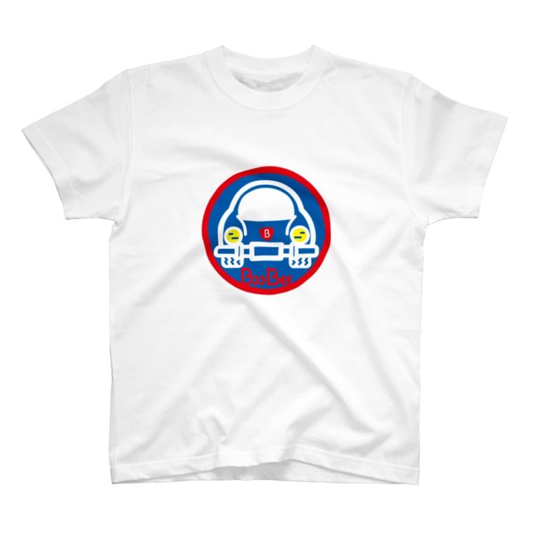 原田専門家のパ紋No.3403 BooBee  T-shirts