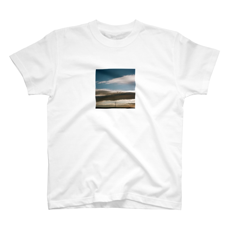 Shogo Hirokiの鉄塔 T-shirts
