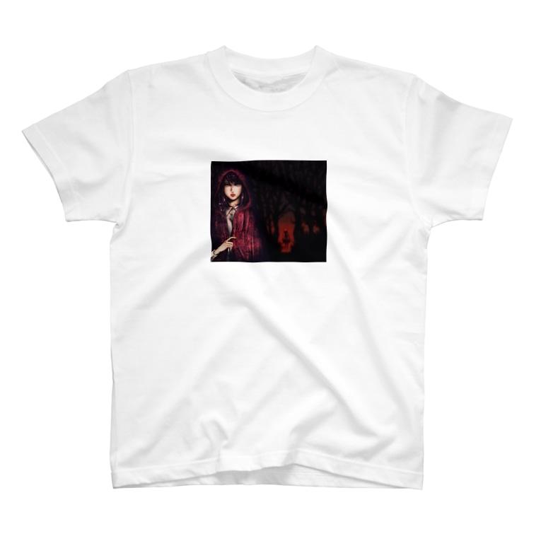 Outlaw & Desperadoのlittle led hood T-shirts