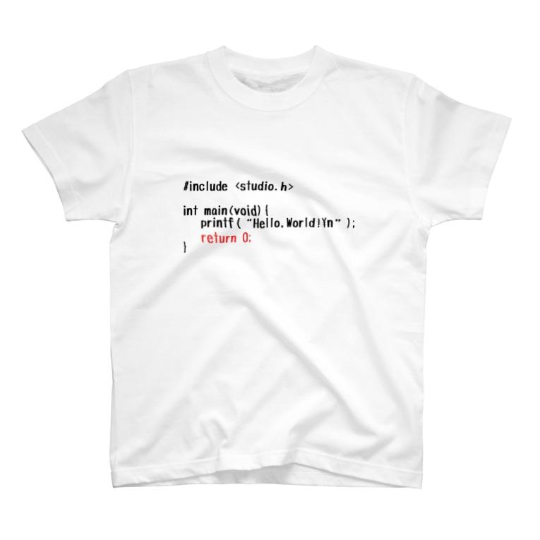 悪魔艦長のおはよう世界 T-shirts