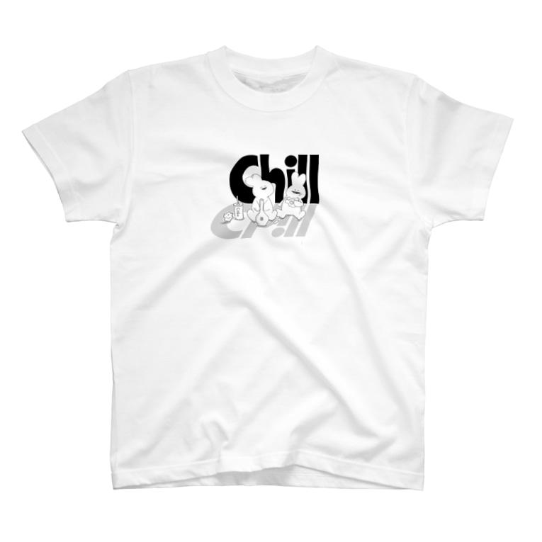 HiysのChill out T-shirts