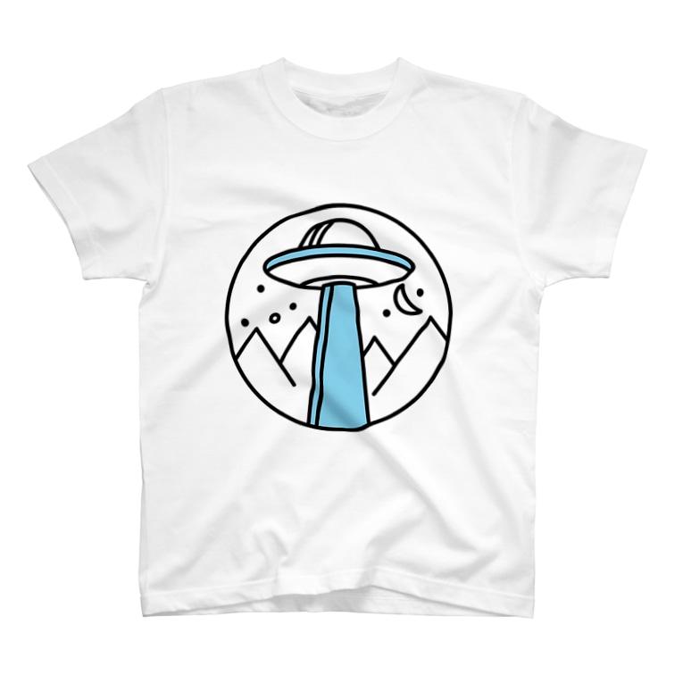 YOUSUKEのUFO T-Shirt