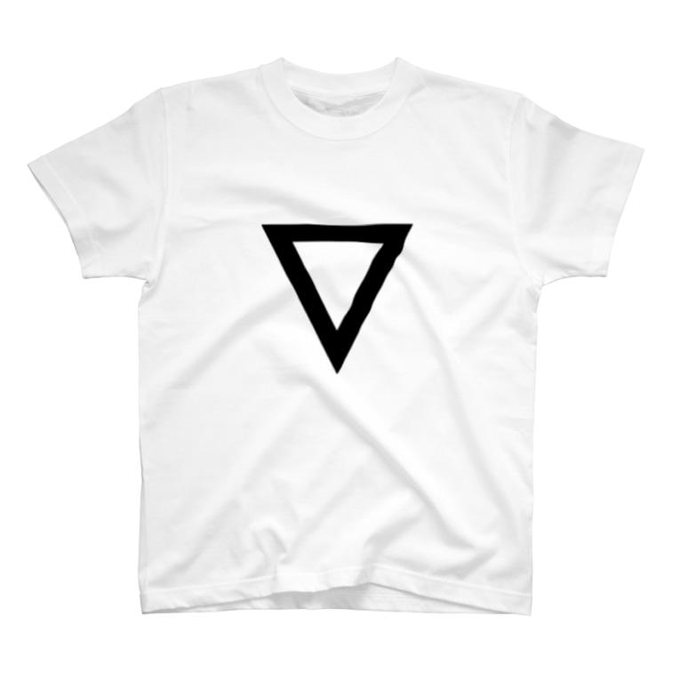 DSIの逆三角形 T-shirts