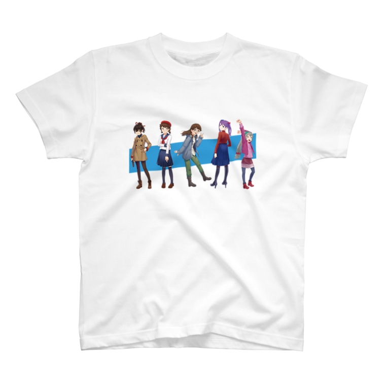 超水道のsuper water girls! T-shirts
