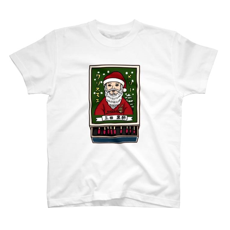 すとろべりーガムFactoryのクリスマス限定マッチ箱 T-shirts