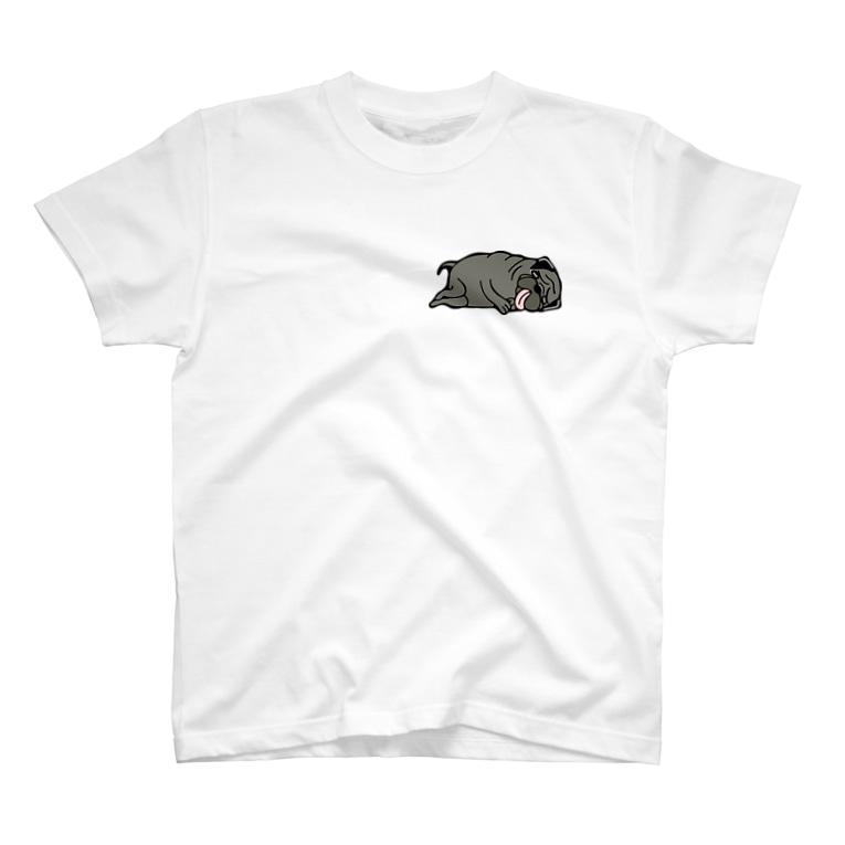 pukomon.の寝ぱぐもん。 T-shirts