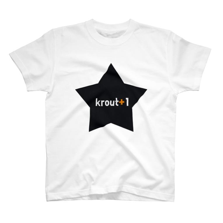 motohiro kojimaのkrout+1 T-shirts