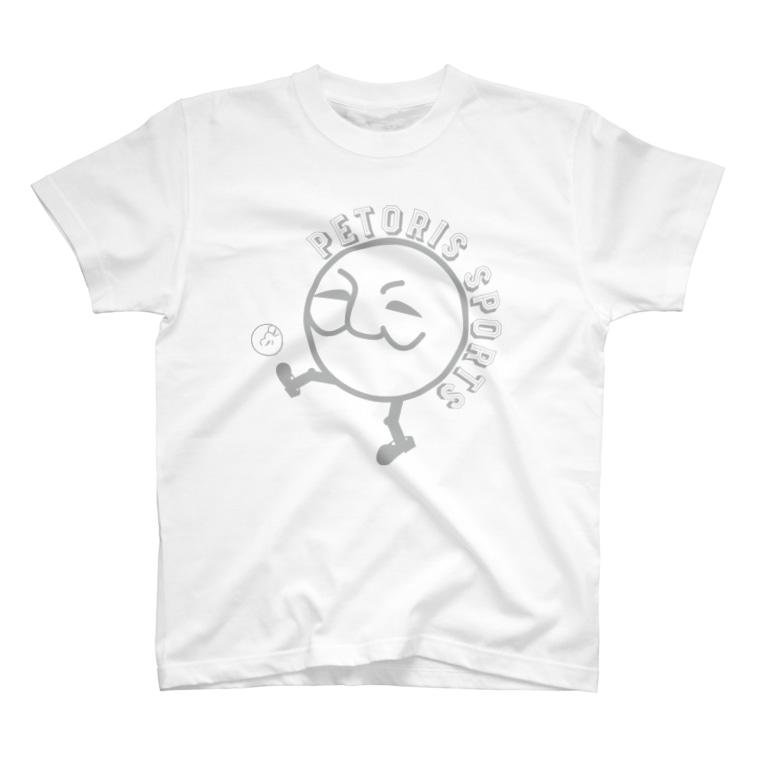 PETORIS (ペトリス)のPETORIS SPORTS  T-shirts